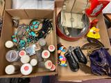 Jewelry, Toys, Hardware