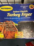 Butterball indoor electric turkey fryer, new in box