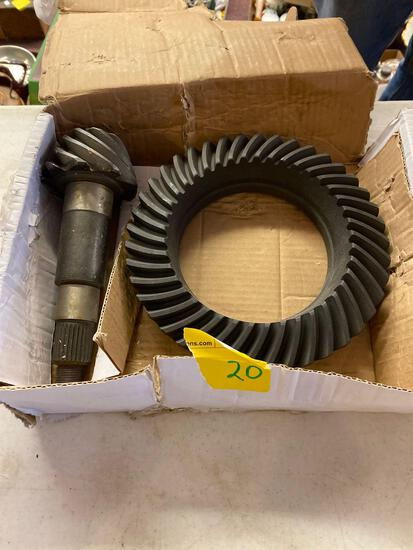 Jeep cj5/7 AMC 20 ring and pinion 4.50