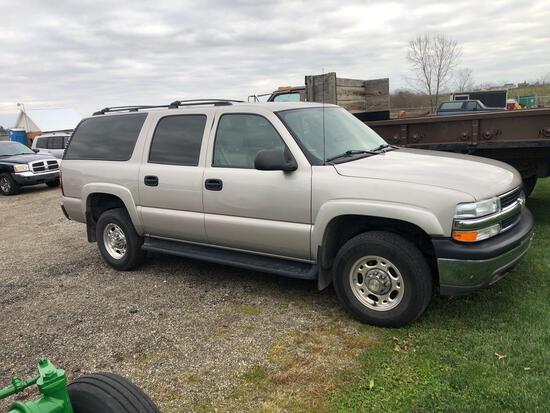 2006 Chevy Suburban