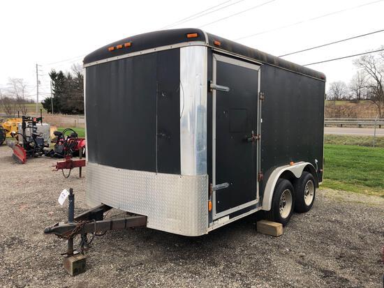 2005 Royal Cargo 12' enclosed trailer