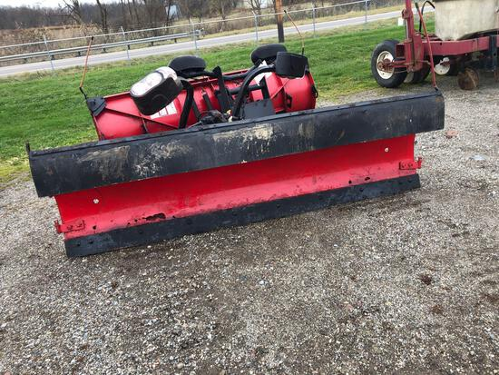 Hiniker snow plow