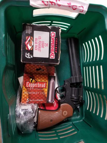Crossman pellet gun