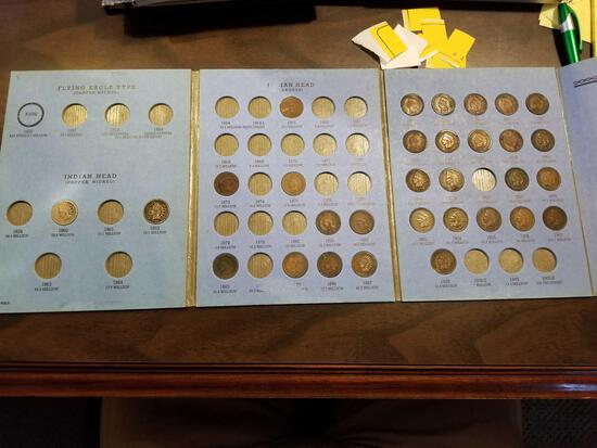 Indian head cents, bid x 31