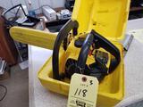 McCulloch Mac 140 chainsaw