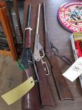 3 early Daisy BB guns