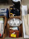 Food steamer, stealers items, cedar box