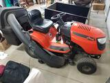 Ariens lawn tractor with bagger, 42