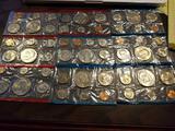 Ike dollar proof sets, bid x 9