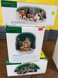 Dept 56 New England Village Series, Load Up The Wagon, Franklin Hook and Ladder