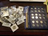 Buffalo and Jefferson nickels