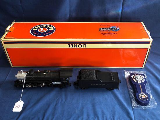 Lionel LionChief Plus PRR 2-8-2 Mikado 9633