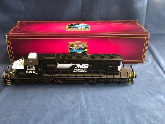 MTH Norfolk Southern 6190 SD40-2 Diesel Engine