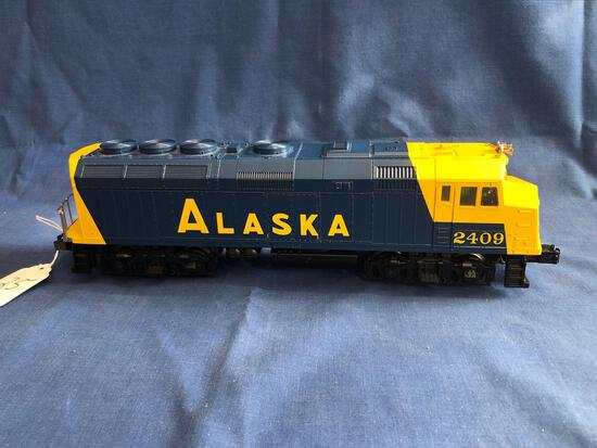 MTH Alaska 2409 Train Engine