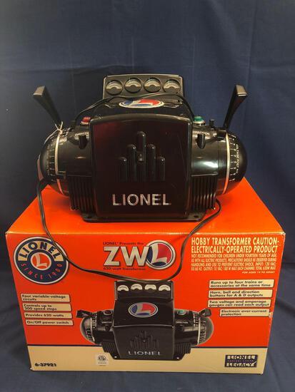 Lionel ZWL 620 Watt Transformer