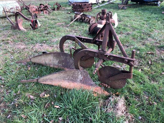 3pt 2-bottom plow