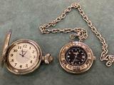 Timex pocket watch, Dakota pocket watch.