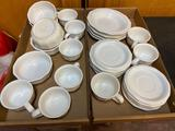 Pfaltzgraff cups, dishes, bowls