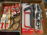 New Drill Bits, Saws, and Soldering Irons