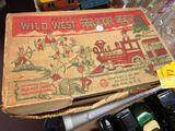 Wild West Train Set