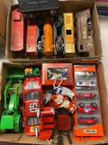Vintage Lionel Metal Train, Coke Matchbox