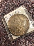 1878 silver coin