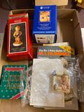Hummel books and ornaments