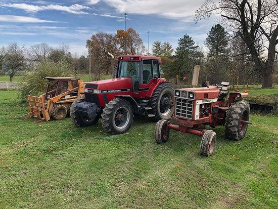 Tractors - Skid Loader - Hay Equip - Randall 16684