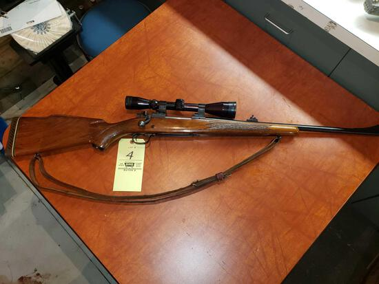Winchester 270 Win. with Leopold Scope