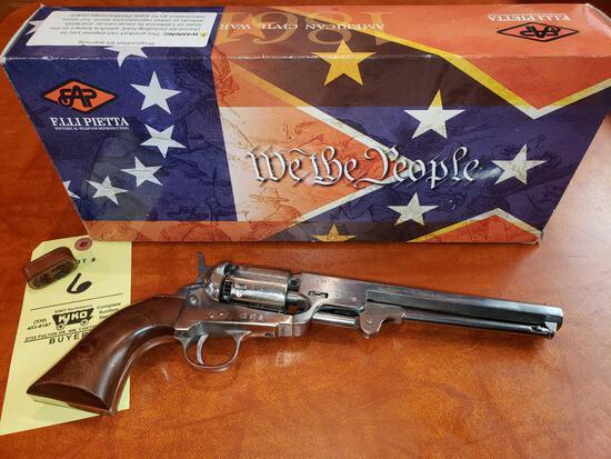 F.lli Pietta Black Powder 36 Cal Revolver