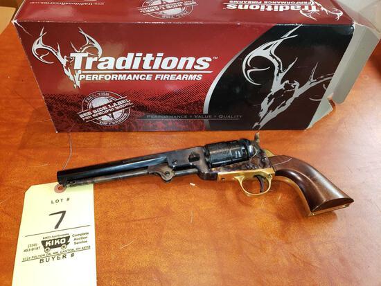 F.lli Pietta .44 Cal Black Powder Revolver