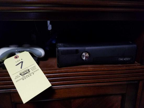 Xbox 360 kinect with controller and extra games