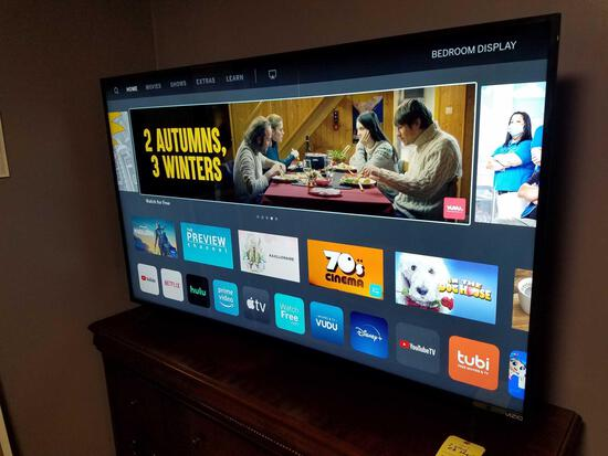"""Vizio 65"""" smart tv about 2 years old"""