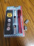 Flashlight and mini lighters
