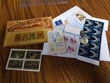 Stamps, indians pencil topper