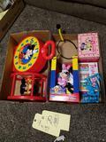 2 boxes Disney toys