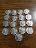 Mercury dimes 1917- 1944