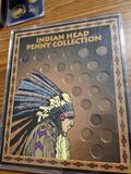 1890-1997 indian head penny set