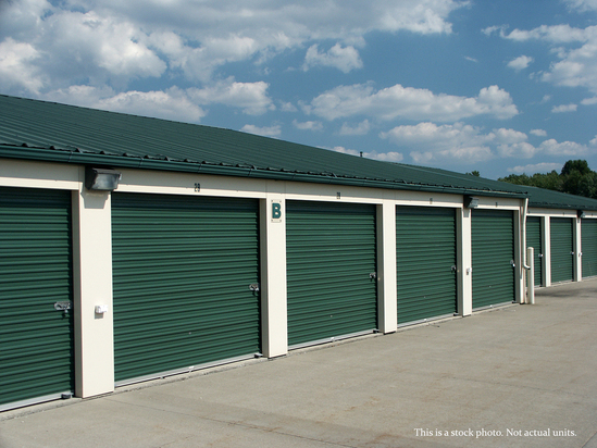 Unpaid Storage Units - 16769 - Joey Gliatta