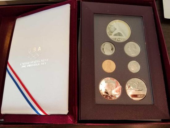 1992 US Olympic prestige set