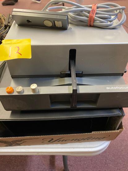 Rollei slide projector