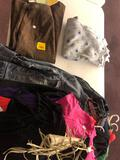 Pile of clothing, some new with tags
