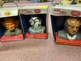 3 Star Trek head banks