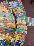 Big box of comics