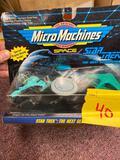Micro machines, Star Trek toy