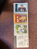 475 1969-1980 football cards, lot of HOF 50+