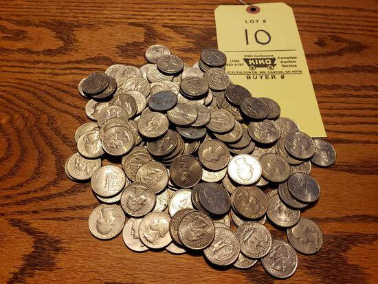 Assorted US Quarters