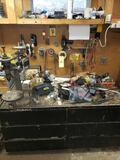 Contents on and in Workbench