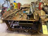 Welding Table, Vise, Contents