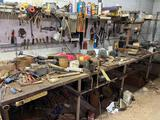 Contents on and Under Workbench